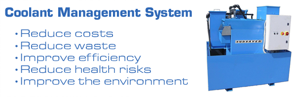 Coolant management system